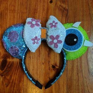 Accessories - Monster Inc Disney Minnie Ears